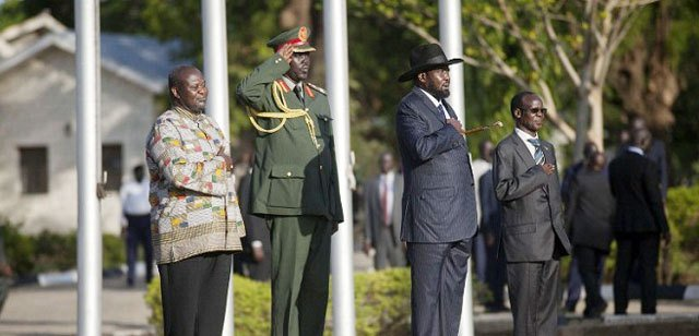 South Sudan's independence: nothing to celebrate in 2017