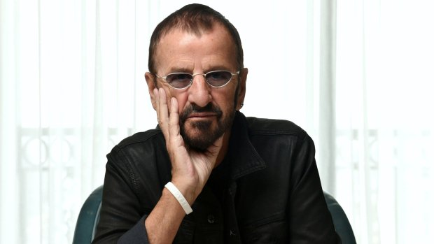 Ringo Starr pushes love in new music for birthday
