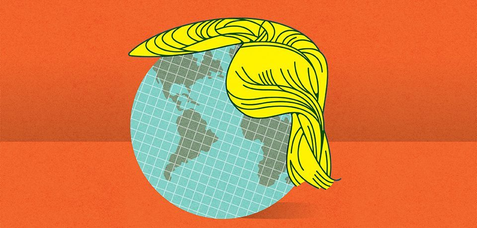 Donald Trump has made America a back-row kid. Read the latest from FP's Shadow Government:
