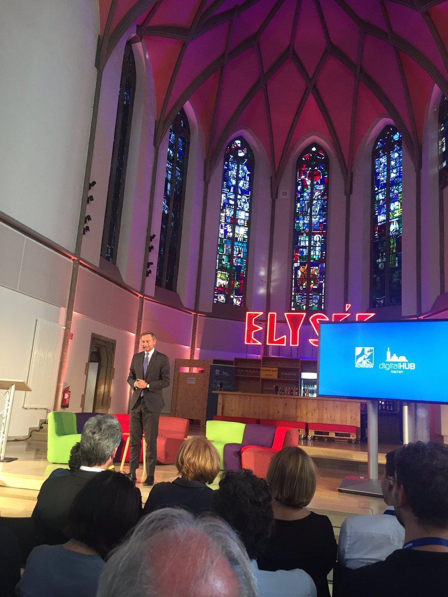 test Twitter Media - Die #FDP ist der Beweis für die Wiederauferstehung. @c_lindner dankt für die Möglichkeit, eine Predigt halten zu können #aachendigital https://t.co/9Fv6OTcykp