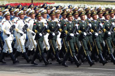 China, Pakistan military tests flank India, sparking tensions