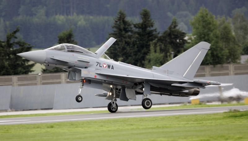 Austria plans to end Eurofighter program early amid row with Airbus