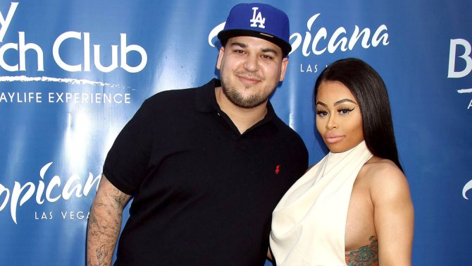 Rob Kardashian and Blac Chyna reality show not on E! schedule, network says