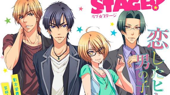 34. ラブ ステージ (Love Stage!!)Género: shonen ai, comedia, romanc