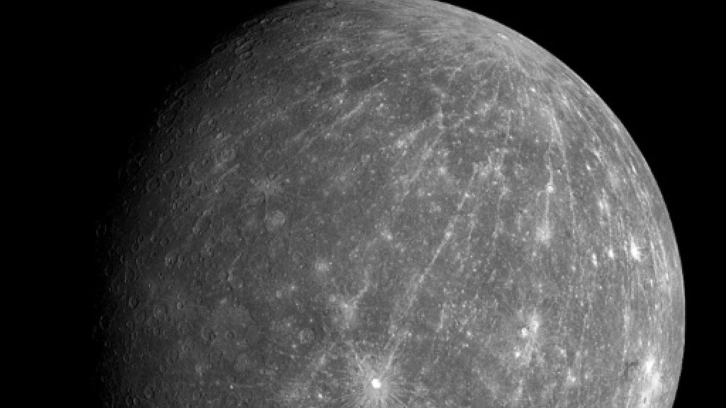 Spacecraft unveiled for first Europe mission to Mercury