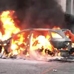 G20 protesters get more violent, burning cars and injuring over 160 police officers