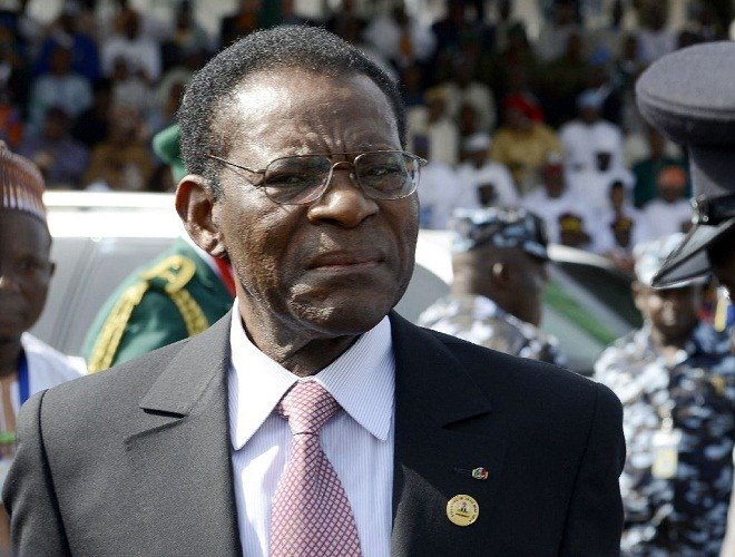 Who are the 3 African leaders who will sue Transparency over corruption case?