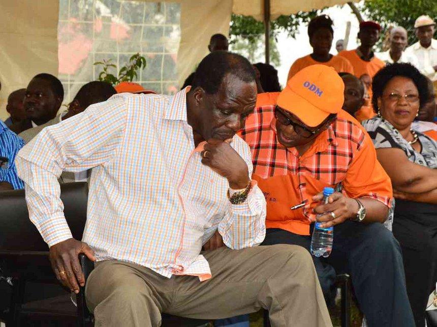 Why Oparanya wants Uhuru and Ruto in jail