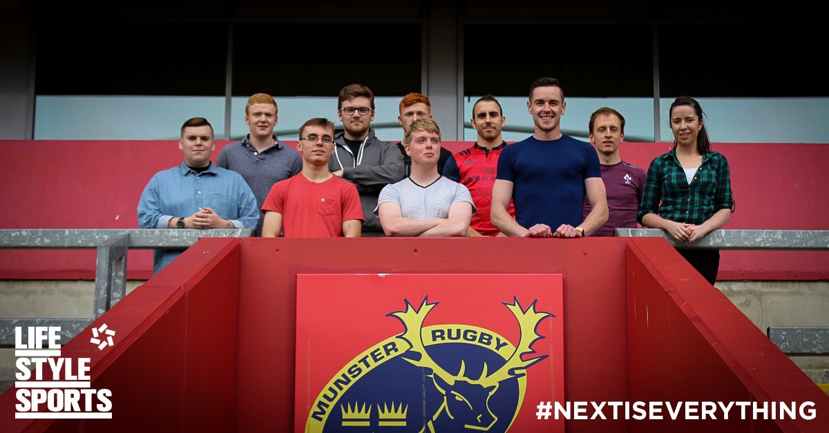 Introducing our 10 social creators who will launch the @munsterrugby alternate jersey on Monday! #NextIsEverything https://t.co/GviB25V1Z2