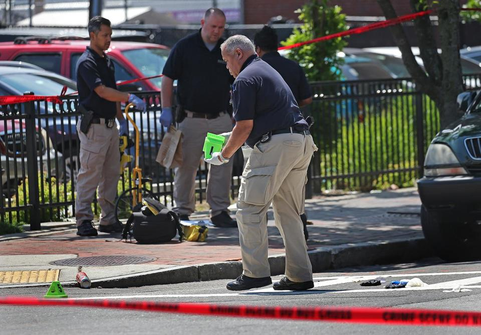 15-year-old was allegedly driven away from Boston slaying scene by his mother