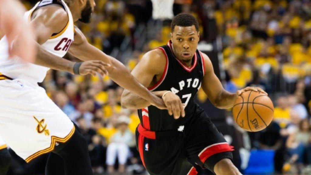 Lowry, Ibaka complete Raptors basketball deals