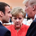 At G-20, world aligns against Trump policies ranging from free trade to climate change