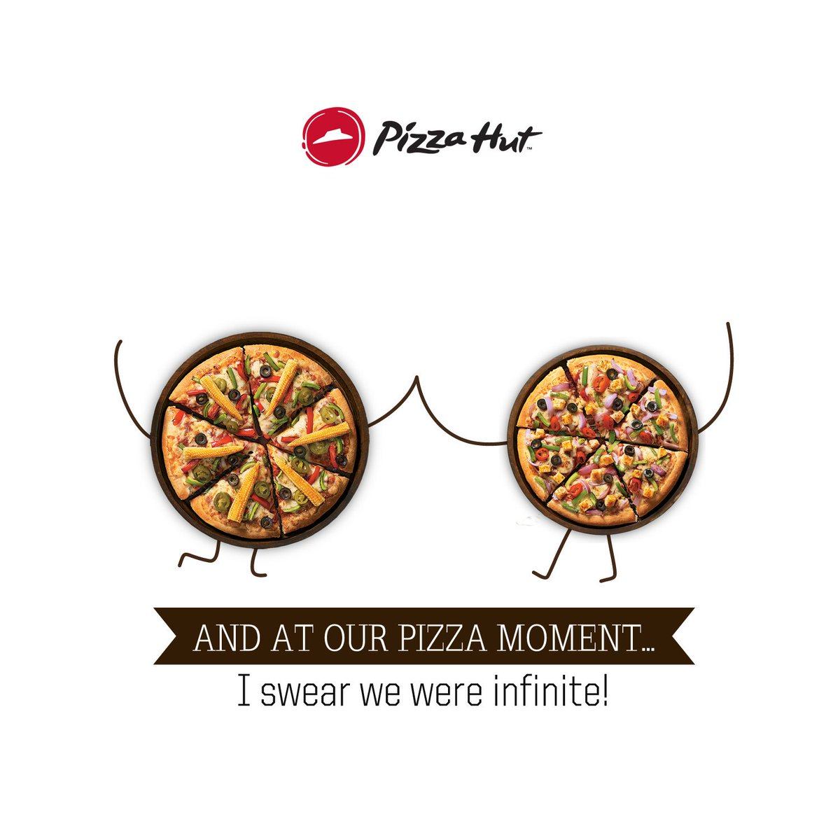 The perks of being a Pizza Hut lover You get 2 medium pan pizzas at 50 off. Order Now https t.co IyRsvSj24A https t