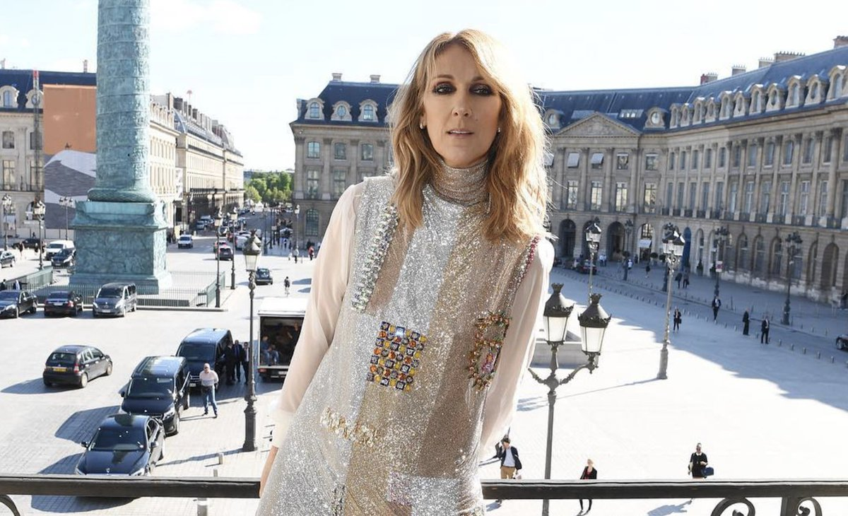 Celine Dion Poses Naked for Vogue Magazine Shoot