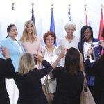 The Latest: Ivanka Trump lauds female entrepreneurship fund