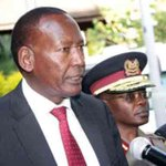 Kenya appoints new security minister after death of Nkaissery