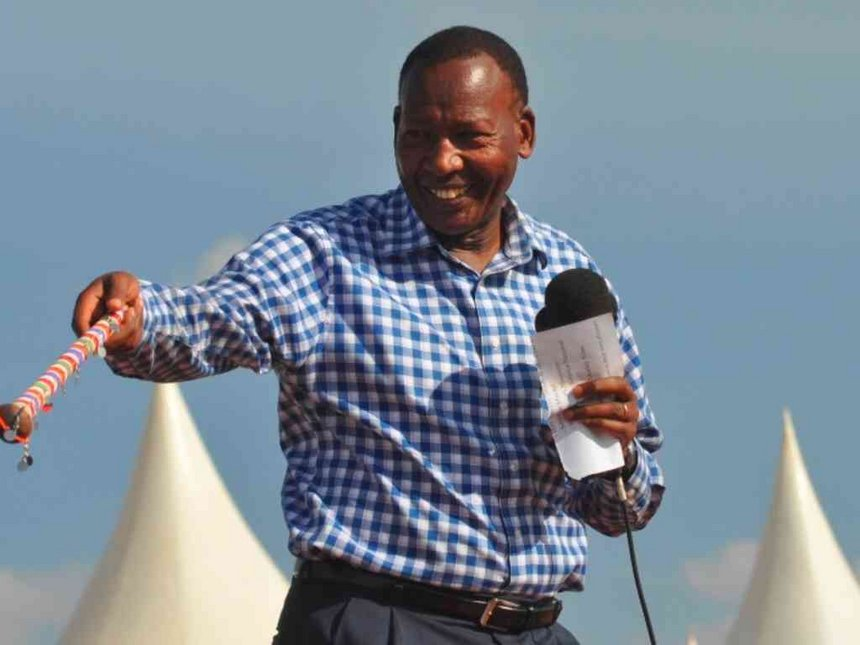 Maa community in shock after Nkaissery's abrupt death