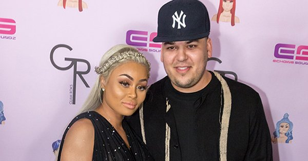Blac Chyna is seeking a restraining order against Rob Kardashian:
