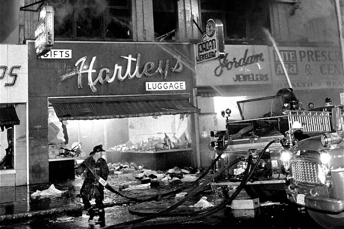 50 years later, Newark riots recall an era echoed by Black Lives Matter