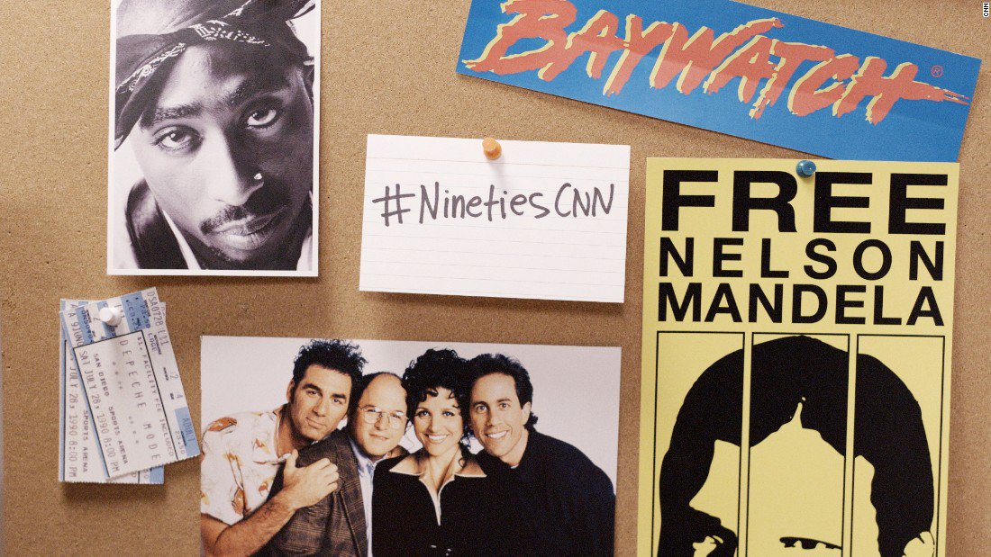 Are you clueless? Or 2Legit2Quit? Take our '90s quiz and watch NinetiesCNN Sunday at 9p