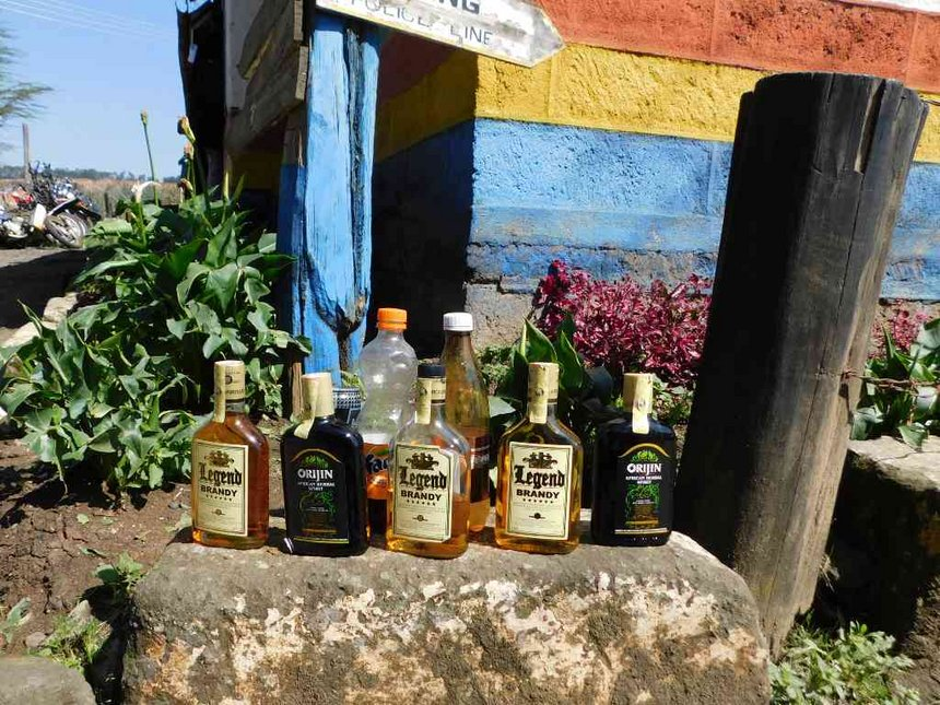 33 Naivasha students, two teachers, driver arrested for drunkenness