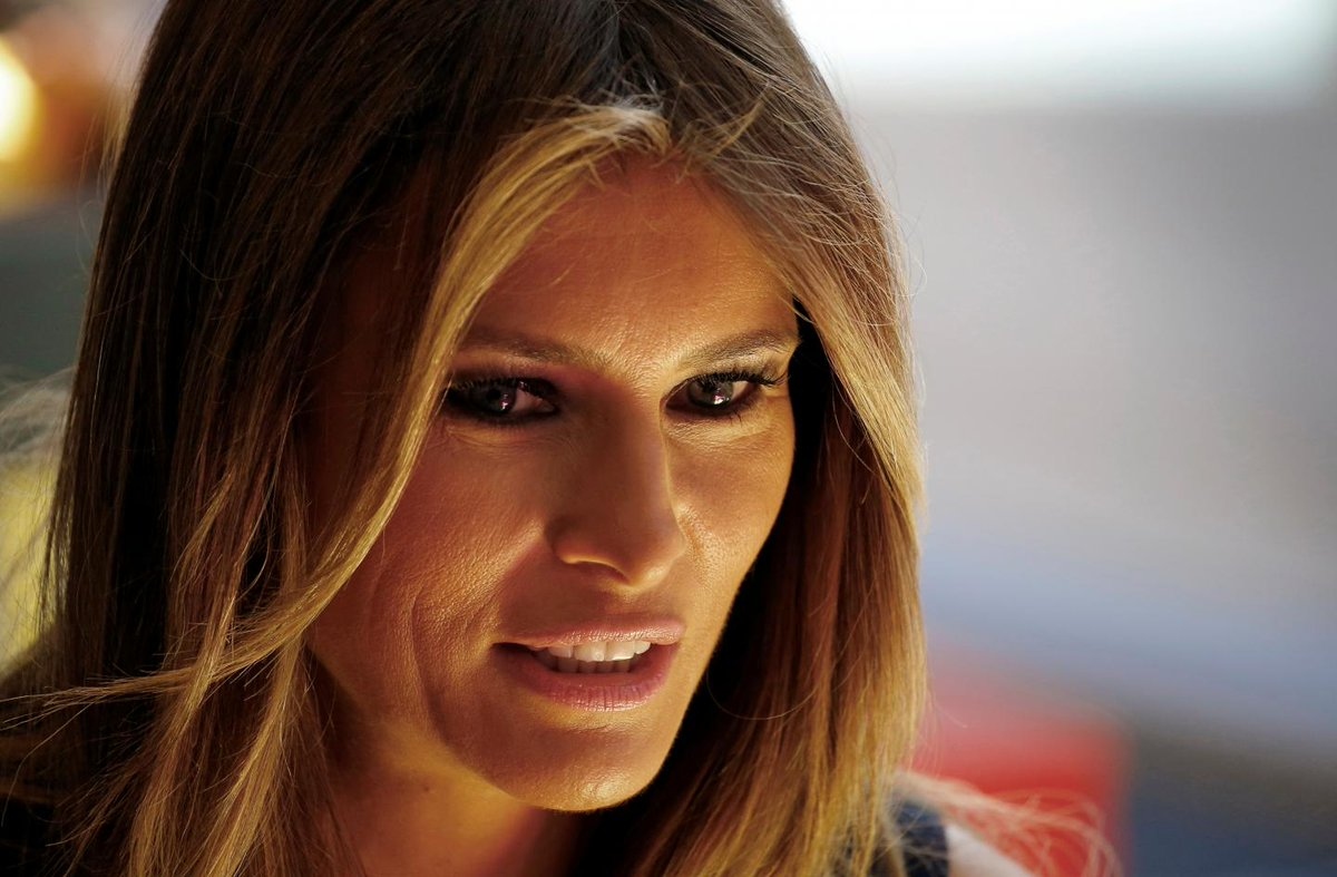 Melania Trump is still not as popular as Michelle Obama