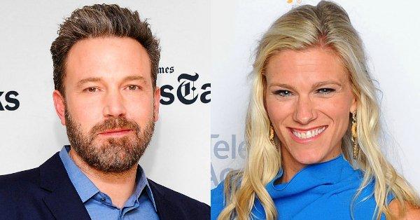 """Ben Affleck's girlfriend Lindsay Shookus is just a """"down to earth"""" girl next door:"""