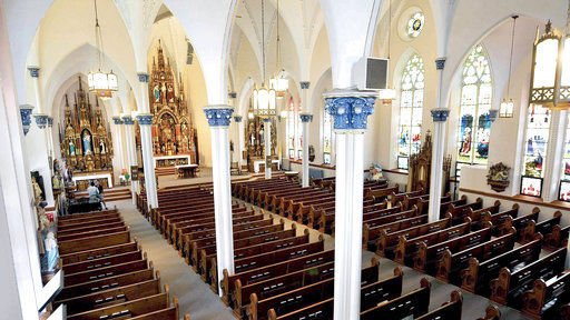 Iowa church wins award for restoration project