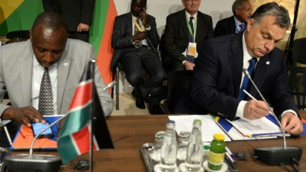 Kenya's interior minister dies in hospital: govt