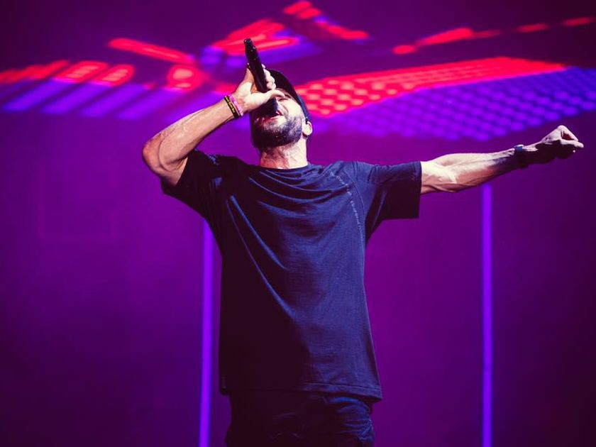 Sam Hunt proves he's ready for new headliner status during Hollywood Casino Amphitheatre concert