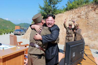 Can ballistic missile defence systems protect the West from North Korea?