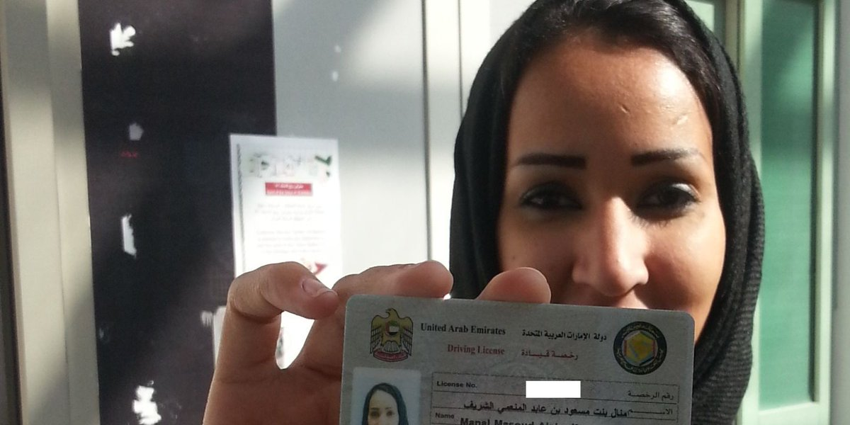 Saudi female driver speaks out for women: 'Your rights are taken, not given'