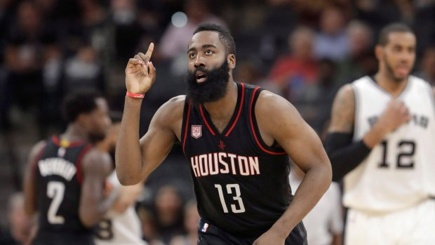 Houston Rockets sign James Harden to $228M deal, NBA's richest