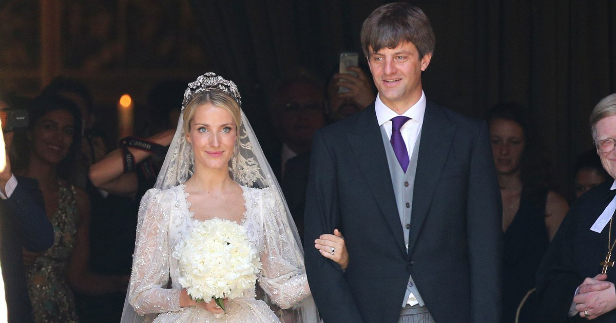 Prince Ernst-August's Son Gets Married in Royal Fashion, Despite Him Publicly Denouncing theWedding