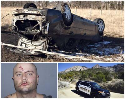 Miss. man tied to NM carjacking, abduction pleads guilty to attempted murder in Kan