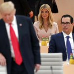 Melania, Ivanka have starring roles in Trump's foreign trip