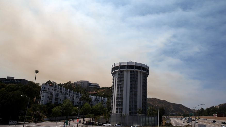 California to feds: Pay $18M fire debt or we'll watch it burn