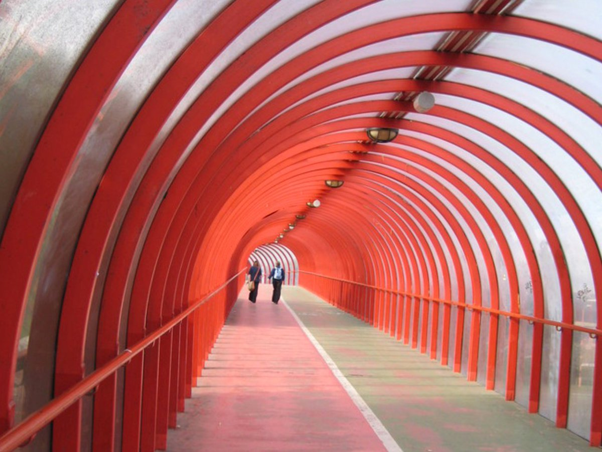 Photographers — got any photos of tunnels? Post 'em here: https://t.co/QUmKnJPFaq https://t.co/RUPBapvnNB