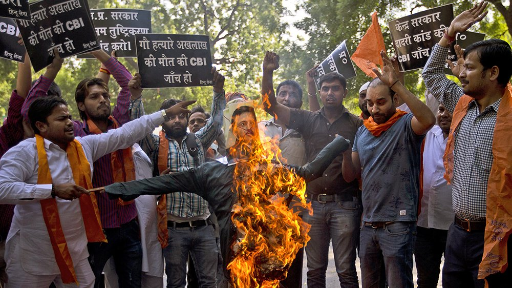 What is behind India's epidemic of 'mob lynching'?