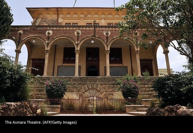 Eritrean city Asmara named World Heritage site