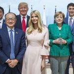 Melania and Ivanka Trump have starring roles at G-20 summit
