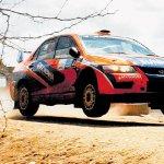 Drivers chase Tanga Rally gong