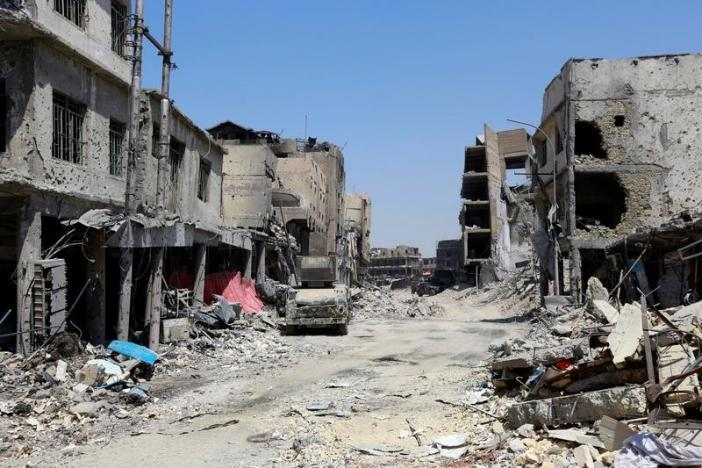 ISIS are hours away from losing their last bastion in Iraq but the militant group lives on