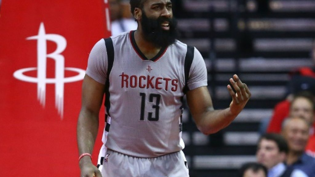 Harden's Rockets extension reportedly richest ever in NBA