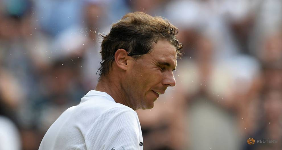 Nadal must beware Luxembourg lefty Muller