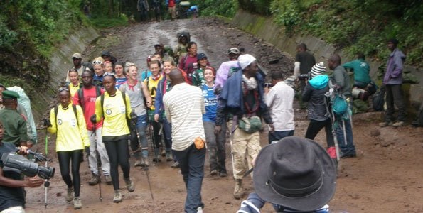 TRAVEL : Women celebration to remember at Mweka