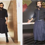 Ranveer Singh just slayed it in a 'skirt' at an award show; 5 other times he challenged gendereddressing