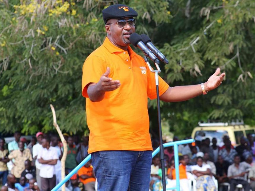 Joho tells Jubilee to forget Coast votes, refers UhuRuto as 'Italian tourists'