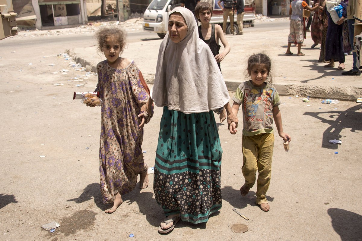 #Mosul