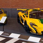 McLaren Collection Takes The Stand In Museum Exhibit At The Hague